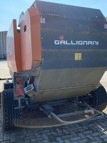 Rotopressa Gallignani – Modello GA CH35